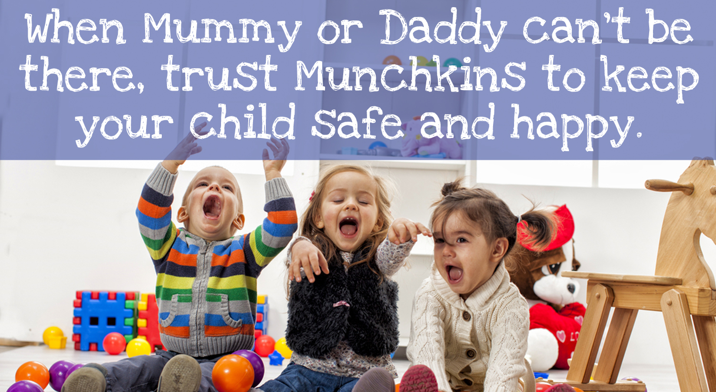 munchkins childrens day nursery spalding
